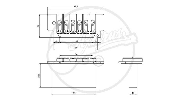 Wilkinson VS50MkI Tremolo Spec
